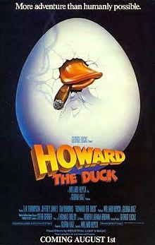 Kaczor Howard (film 1986)