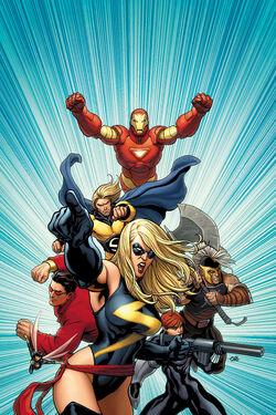 Mighty Avengers Vol 1 1 Textless.jpg