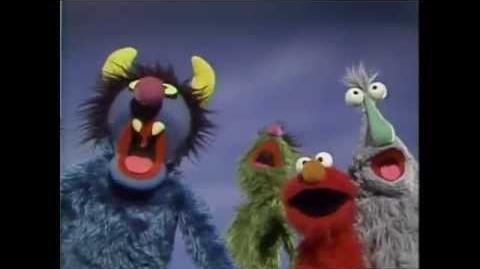 "Sesame Street - ""We Are All Monsters"" (original)"