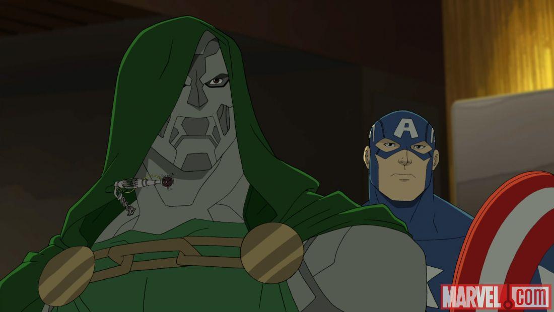 Avengers: Zjednoczeni Sezon 1 19