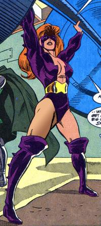 Mary MacPherran (Ziemia-616)