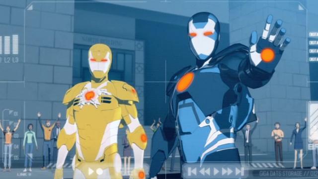 Iron Man: Armored Adventures 2 5