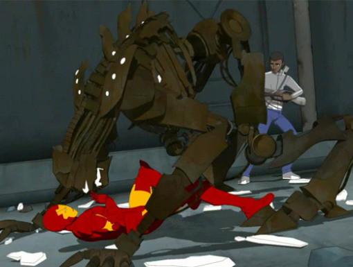 Iron Man: Armored Adventures 1 19