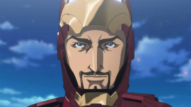 Marvel Anime Sezon 1 1