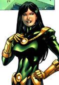 Monica Rappaccini (Earth-616) 0001