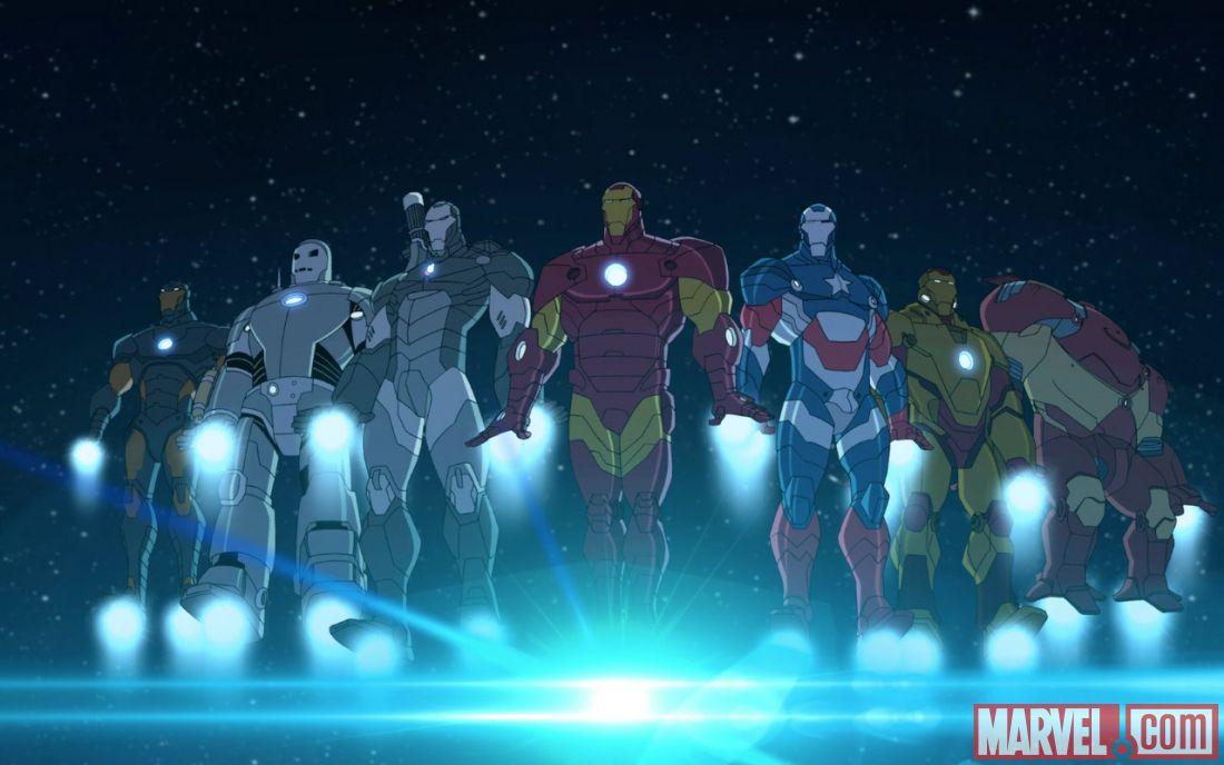 Avengers: Zjednoczeni Sezon 1 25