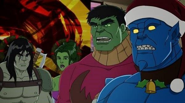 Hulk i agenci M.I.A.Z.G.I. Sezon 1 21