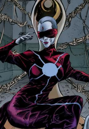 Cassandra Web (Ziemia-616)