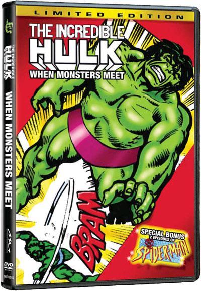 Incredible Hulk (serial animowany 1982)