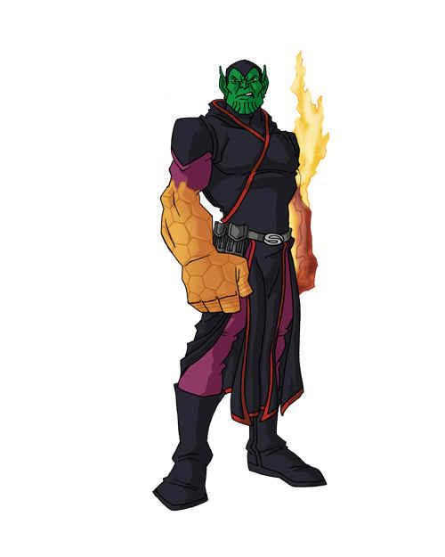 Kl'rt (Ziemia-616)