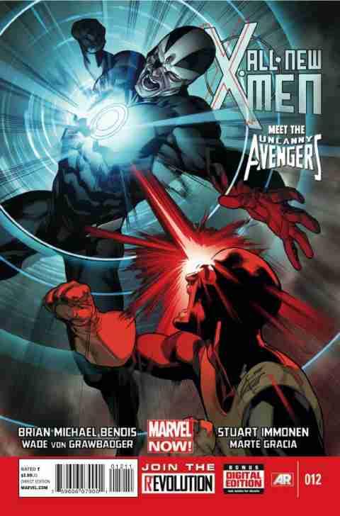 All-New X-Men Zeszyt 12