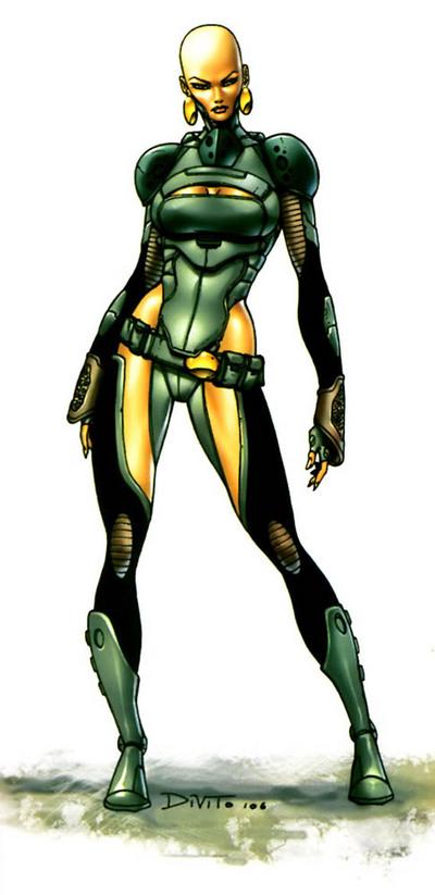Heather Douglas (Ziemia-616)