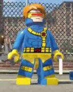 Cyclops Lego Marvel