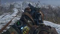 Револьвер от первого лица (штурмовой)