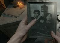 Gulnara prewar family photo