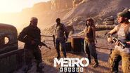 Metro Exodus - Chapter 6 - The Caspian Sea - No Commentary