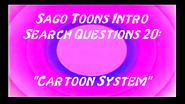 Cartoon System Poster