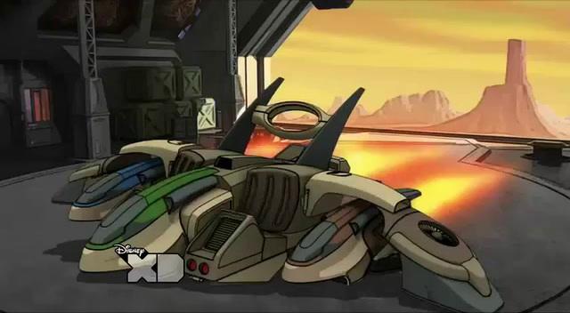 Hulk i agenci M.I.A.Z.G.I. Sezon 1 16