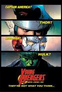 Young Avengers preview