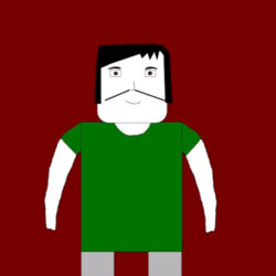 TheRaisinBranFlash's concept of Mike.jpg