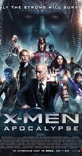 X-Men: Apocalypse (film 2016)