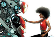 Riri Williams (Ziemia-616)/Galeria