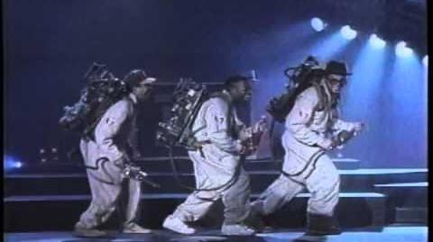 Ghostbusters Rap