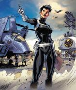 Maria hill- Agent of SHIELD by Peskykid on DeviantArt