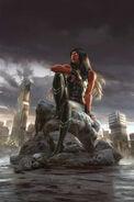 Red She-Hulk Vol 1 62 Textless