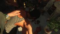 Анна кашляет кровью