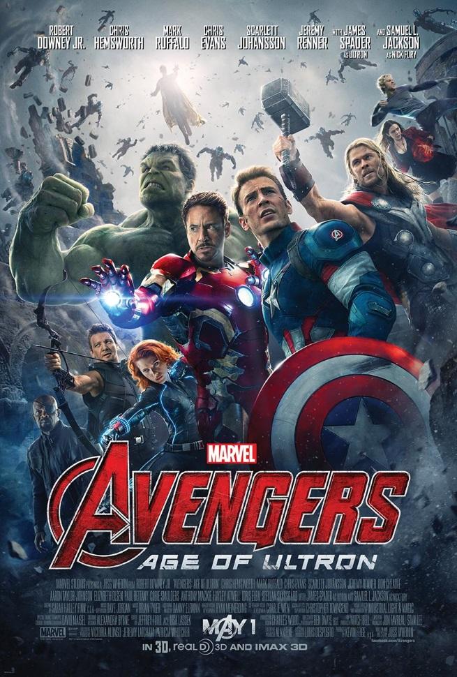 Avengers: Czas Ultrona (2015)