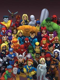 Super Hero Squad MMO Magazine Vol 1 1 Textless.jpg