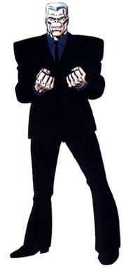 Lonnie Lincoln (Ziemia-616)