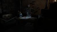 Мельник рассматривает документы Д-6