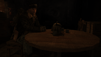 Первая встреча с Бурбоном