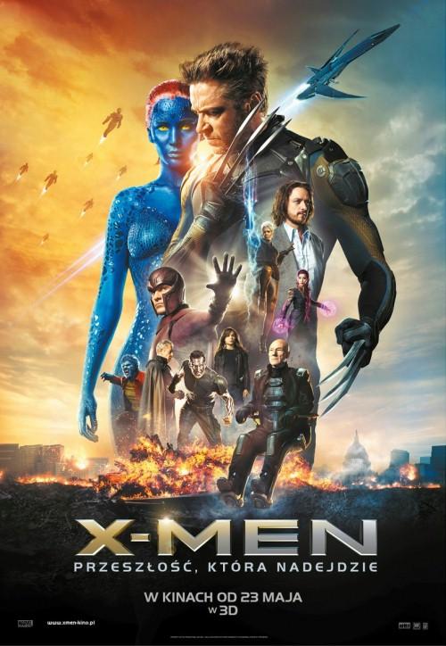X-Men: Przeszłość, która nadejdzie (film 2014)