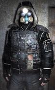 Сталкер Рейха в Metro 2033