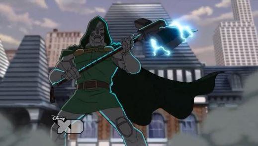 Avengers: Zjednoczeni Sezon 1 4