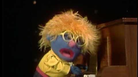 Sesame Street - Eight Balls of Fur (Re-arranged audio)