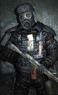 Сталкер Рейха в Metro 2033 (2)