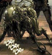 Lasher (War dog) (Earth-616)