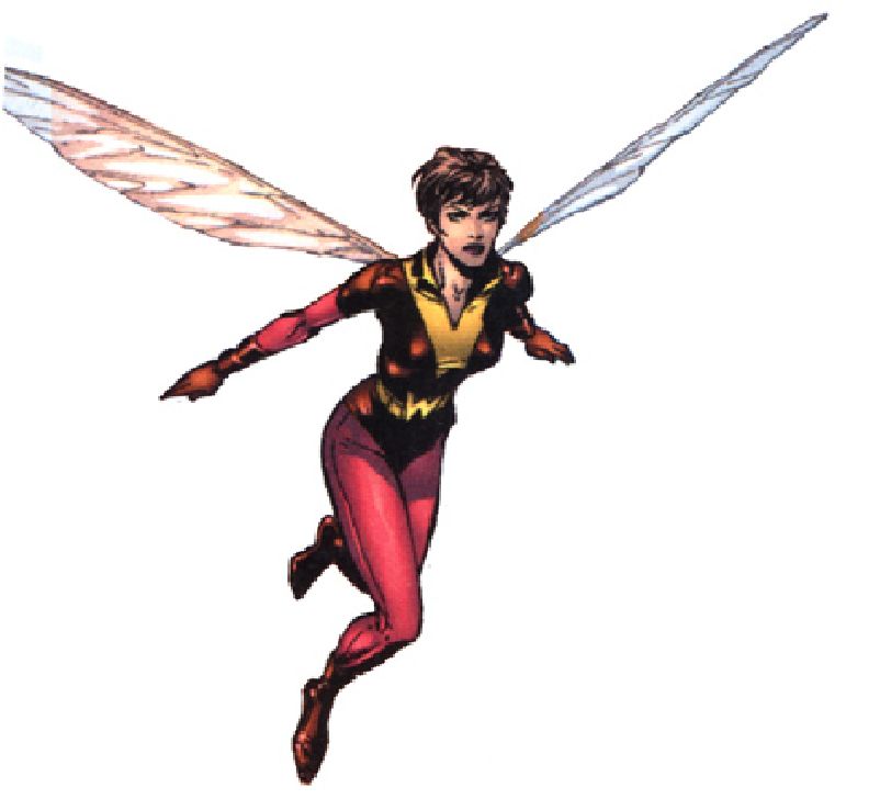 Janet van Dyne (Ziemia-616)