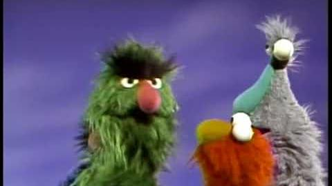 Sesame Street - We Are All Monsters (1980, re-dubbed and re-colored version)