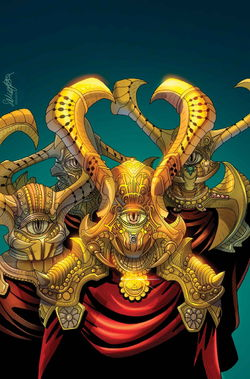 Black Priests (Multiwersum)