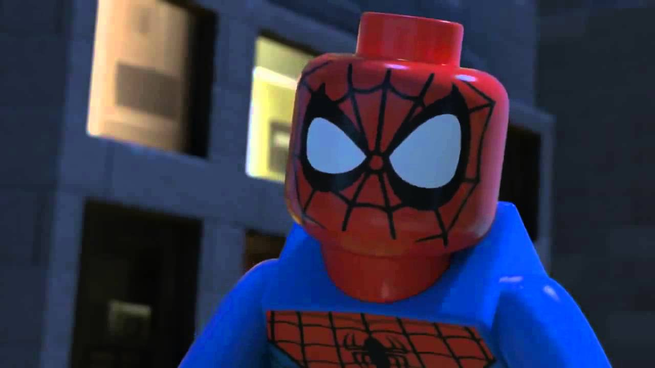 LEGO Marvel Super Heroes: Maximum Overload Sezon 1 1