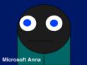 Microsoft Anna's Custom Night Icon