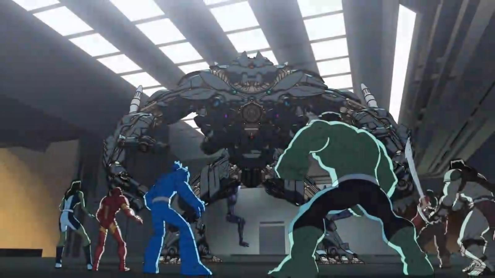 Hulk i agenci M.I.A.Z.G.I. Sezon 1 3