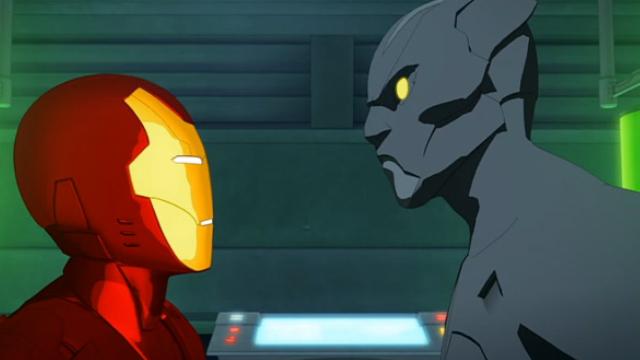 Iron Man: Armored Adventures 2 6