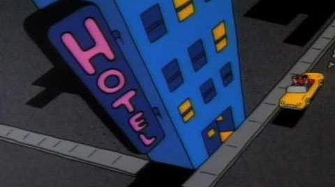 (She Was A) Hotel Detective