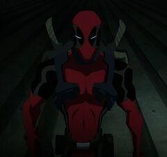 Deadpool HV-1-
